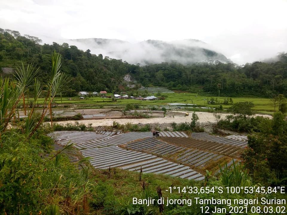 Banjir Jorong Tambang
