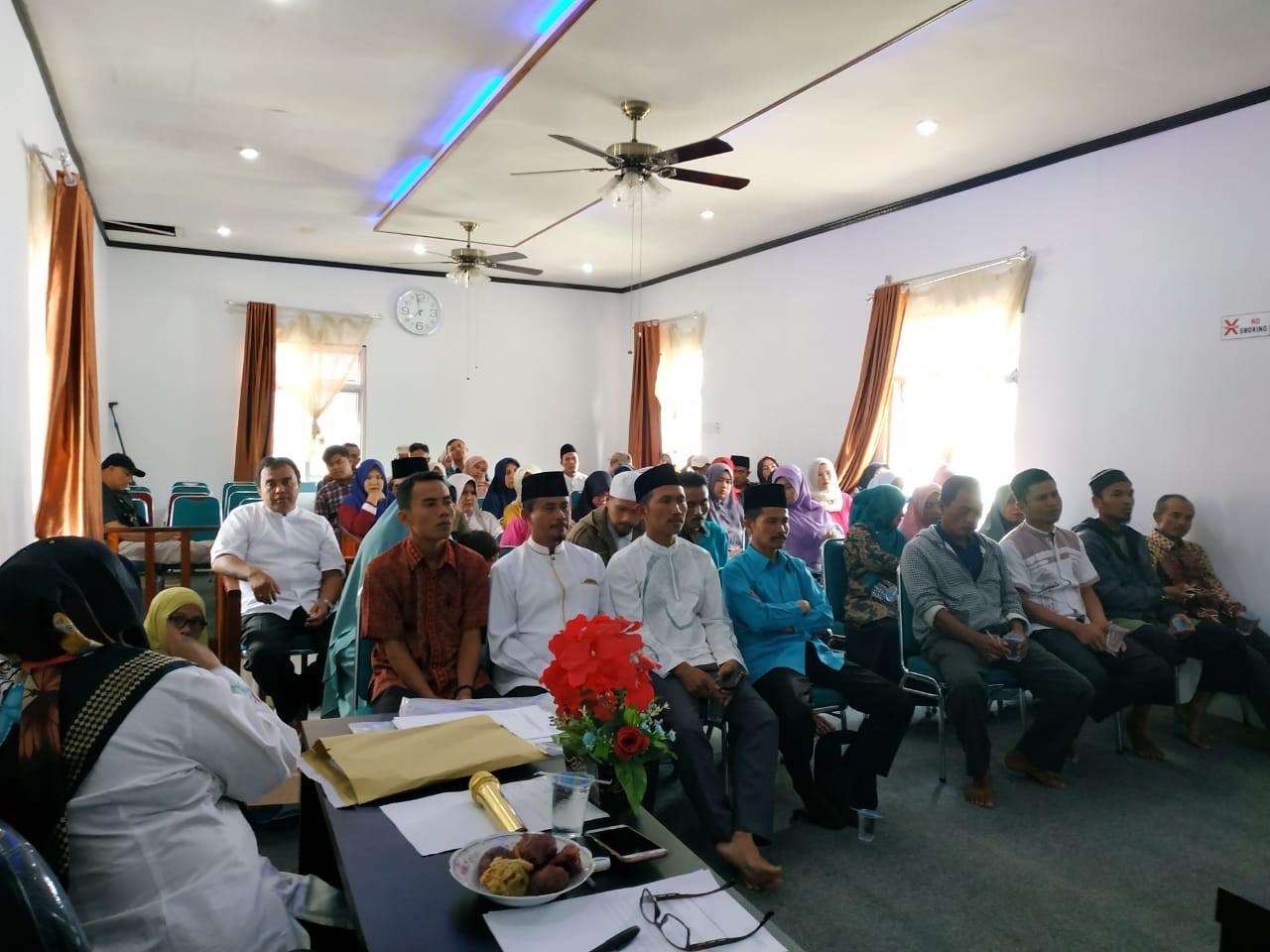 Rekapitulasi Perolehan suara pemilihan Wali Nagari Surian