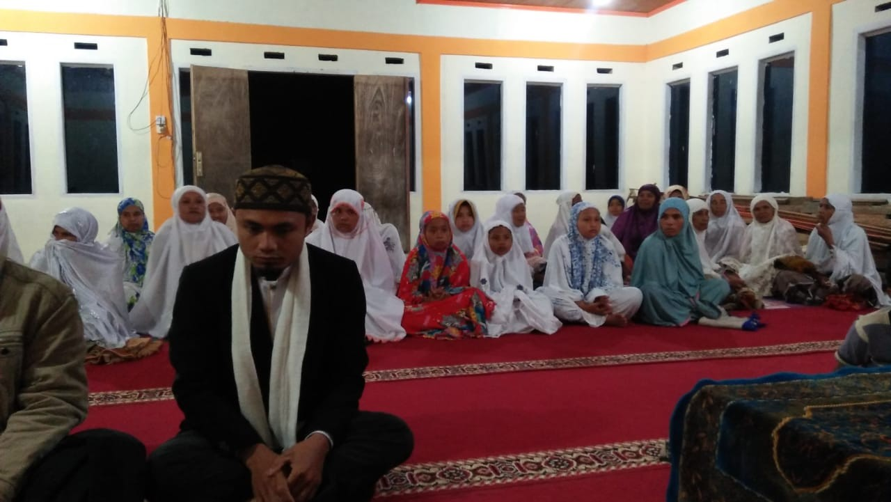 Subuh Berjamah Magrib Mengaji di Mushalla Nurul Yakin Jorong Tampat